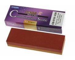 Водный точильный камень Naniwa Combination Stone CS-510/430, 1000/3000 grit, 177 x 55 x 13мм