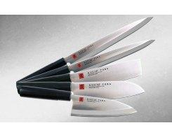 Набор японских кухонных ножей KASUMI SET TORA - 2