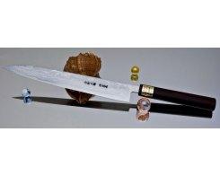 Кухонный нож Moritaka AS Damaskus Yanagiba 270 мм.