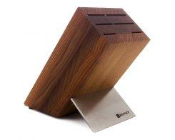 Подставка для 6 ножей темное дерево Wuesthof Knife blocks 7260 WUS