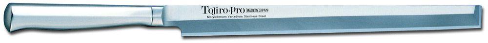 Традиционный японский нож Тако для рыбы и сашими Tojiro Pro F-626