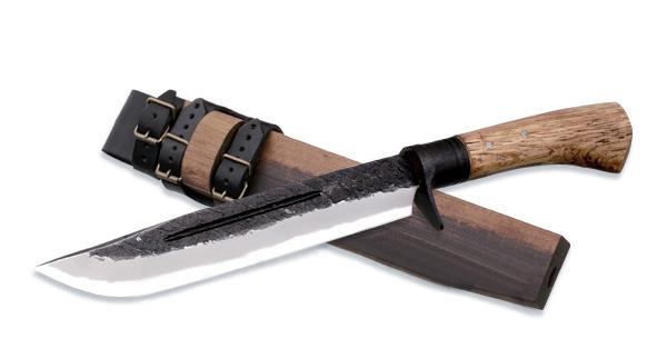 Охотничий нож Kanetsune KB-119 Kiwami