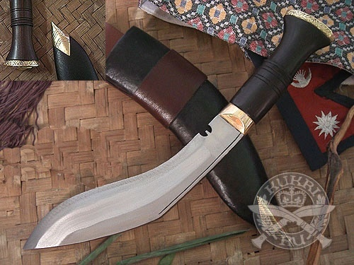 Кукри нож Nepal Kukri House 9'' 3 in 1 Special