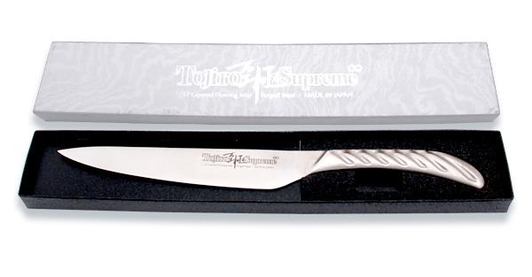 Универсальный кухонный нож Tojiro FD-912