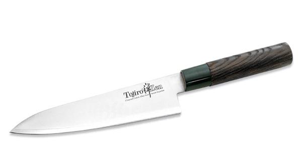 Универсальный поварской нож Tojiro Zen FD-564, 21 см