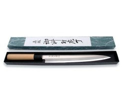 Традиционный японский нож Янаги, Tojiro Japanese Knife F-1057, 240 мм.