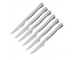 Набор столовых ножей для стейка 6 шт Arcos Steak Knives 702300, 11 см
