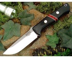 Нож туристический Bark River Bravo 1 3VR BCM Bloody Basin Spacer