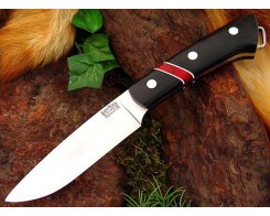 Нож туристический Bark River Fox River Bloody Basin Spacers