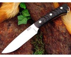 Нож туристический Bark River Fox River Impala Horn