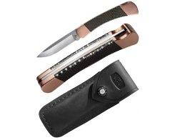 Складной нож BUCK 0110GYSLE S30V Folding Hunter