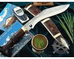 "Кукри нож Nepal Kukri House 10"" Chainpure Special (Carved)"