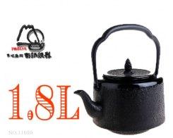 Чугунный чайник нанбу текки IWACHU 11059, 1,8л