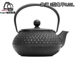 Чугунный чайник для чайной церемонии IWACHU 12003, 0,32л