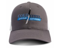 Бейсболка Cold Steel 94HCG Grey and White Mesh Hat
