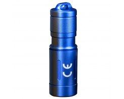 Фонарь Fenix E02R, голубой