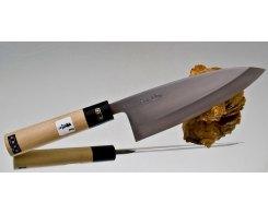 Разделочный нож Fujiwara Deba FKV-38, 18 см.
