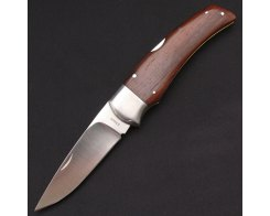 Складной нож G.Sakai 10403  NEW FOLDING HUNTER WOOD