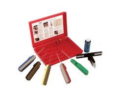 Набор для заточки ножей Gatco 10005 Professional, 5 брусков