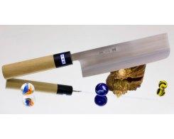 Кухонный нож для шинковки Gihei-Hamono HAP-40 GHP-N16J, Nakiri, 165 мм