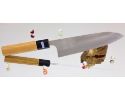 Поварской кухонный нож Gihei-Hamono ZDP-189 Gyuto, 180 мм