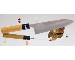 Кухонный поварской нож Gihei-Hamono ZDP-189 GZD-G21J, Gyuto 210 мм.