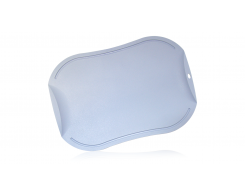 Разделочная доска гибкая, био-пластик, Hatamoto JH-141BG, 345x237x2.5 мм.