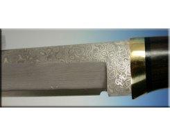 Туристический нож Hattori KD30-3718 Damascus