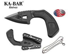 Нож скрытого ношения Ka-Bar TDI Shark Bite 9908 (Укус акулы)