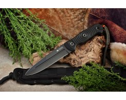 Туристический нож Kizlyar Supreme 000641 Legion