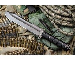 Нож выживания Kizlyar Supreme 4650 Survivalist Z