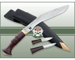 Кукри нож Nepal Kukri House 9'' Chainpure Dragon