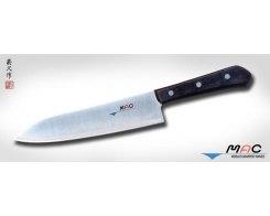 Кухонный поварской нож MAC Chef BK-80, Chef 210 мм.