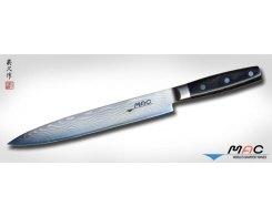 Кухонный филейный нож MAC Damascus DA-SL-240 Slicer 240 мм.