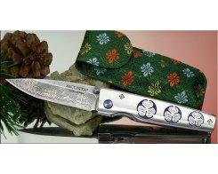 Складной нож Mcusta MC-91D Aoi