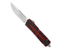 Складной автоматический нож Microtech Scarab 178-4RDQD
