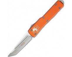 Автоматический складной нож Microtech UTX-70 Satin 149-4OR