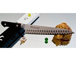 Поварской нож Misono Molibden Steel с проточкой Gyuto 270 мм.