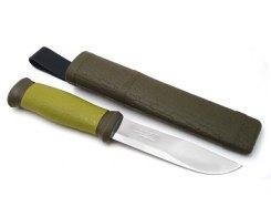 Нож Mora Outdoor 2000 зеленый, 10629, 109 мм