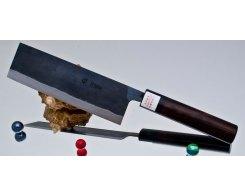 Кухонный нож для шинковки Moritaka A2 Nakiri 180 мм