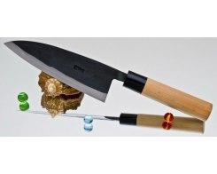 Нож для рыбы Moritaka A2 Standard Deba 150 мм.