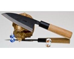 Кухонный нож для рыбы Moritaka A2 Standard Kodeba 110 мм.