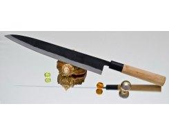 Нож для рыбы Moritaka A2 Standard Yanagiba 360 мм.
