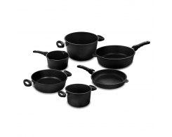 Набор посуды из 6-х предметов AMT, AMT 6, антипригарное покрытие