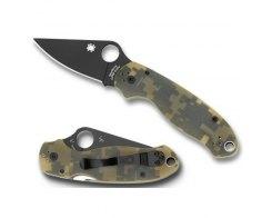 Складной нож Spyderco Paramilitary 3 C223GPCMOBK