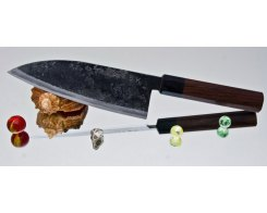 Поварской нож Deba, Takeda Hocho AS, 180 мм.