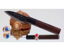 Нож для чистки овощей и фруктов Takeda Hocho NAS, Paring 75 мм.
