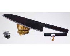 Поварской нож Takeda Hocho NAS, Sasanoha 270 мм.