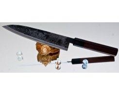 Поварской нож Takeda Hocho AS, Mioroshi-Bocho 210 мм.