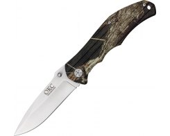 Складной нож Ontario 8799 Camo Linerlock, 88,9 мм
